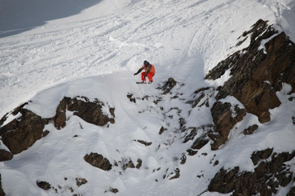 Swatch Freeride World Tour by The North Face 2014: