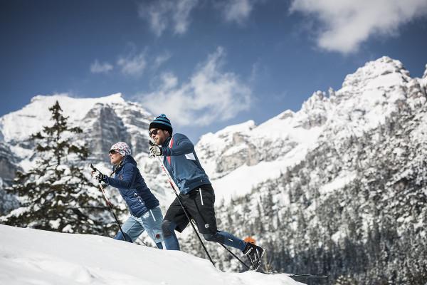 Biegówki w dolinie Stubai (fot. Andre Schoenherr / Stubai Tirol)