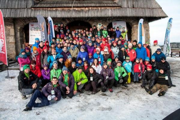 Uczestnicy poprzedniej edycji WinterCamp
