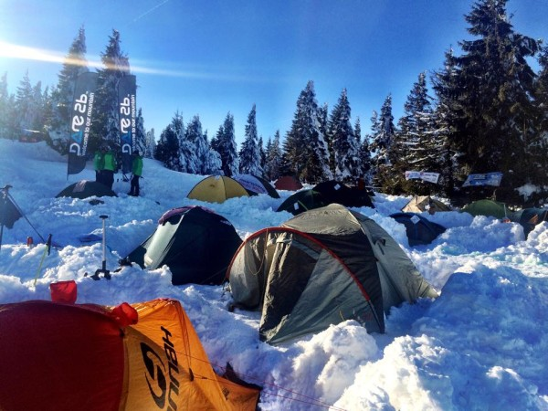 Obozowisko WinterCamp 2015 (fot. Wintercamp)