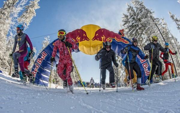 Red Bull Zjazd Na Krechę, Szczyrk 2015 (fot. Łukasz Nazdraczew)