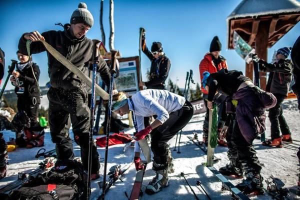 Szkolenie skitourowe (fot. Wintercamp)