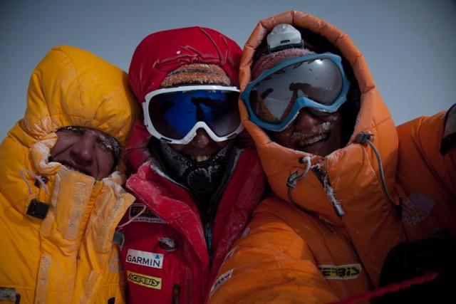 Wyprawa na Gasherbrum II (fot. Cory Richards, The North Face)