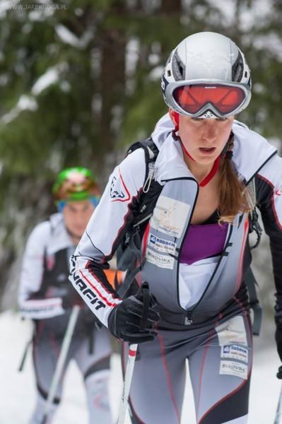 X Polar Sport Skitour im. Basi German - Anna Figura (fot. Jarek Noga)