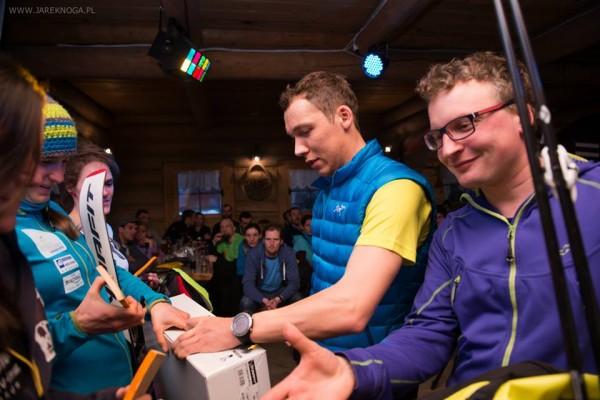 X Polar Sport Skitour im. Basi German - organizatorzy (fot. Jarek Noga)