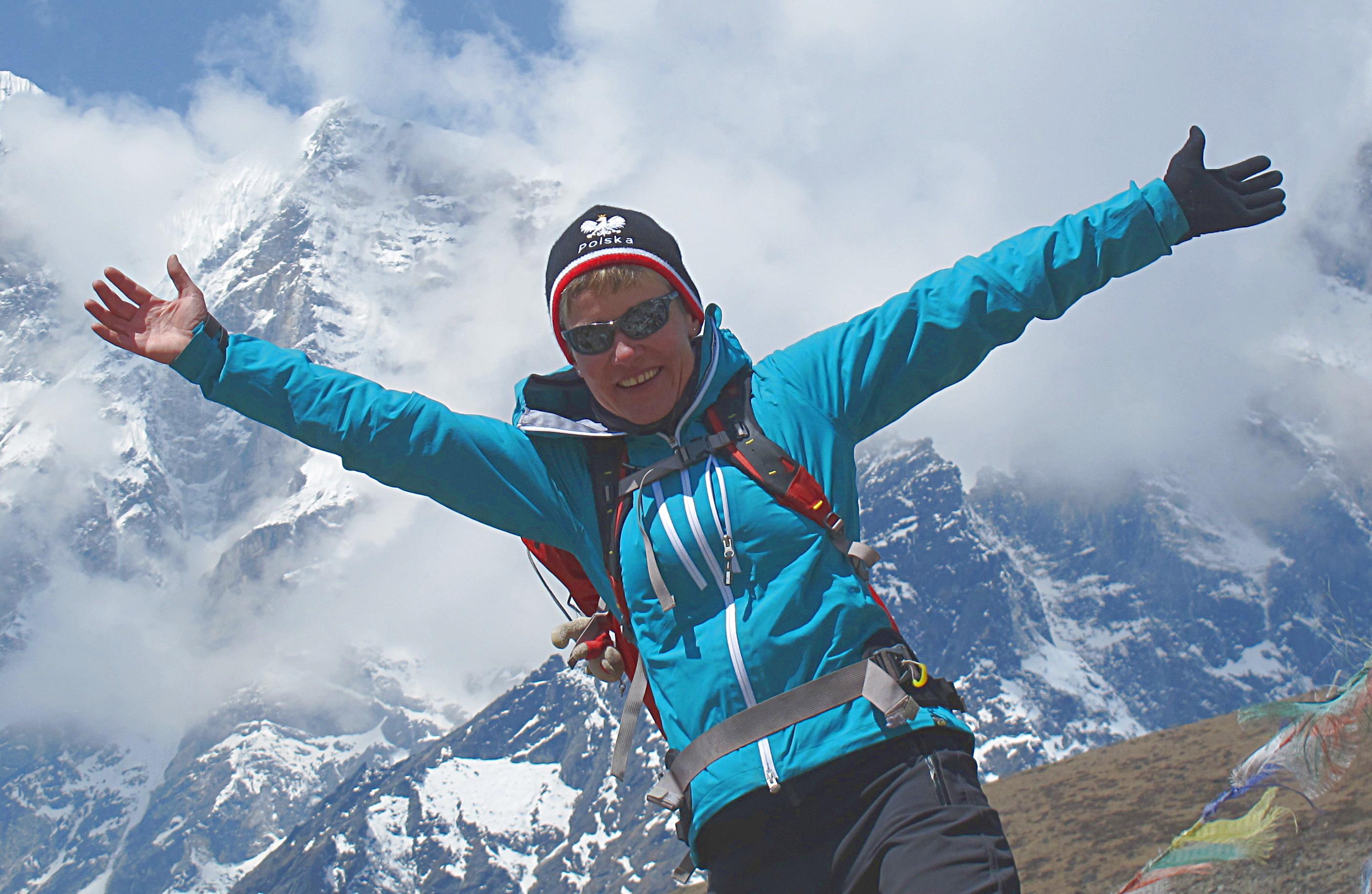 Monika Witkowska (fot. arch. Monika Witkowska)