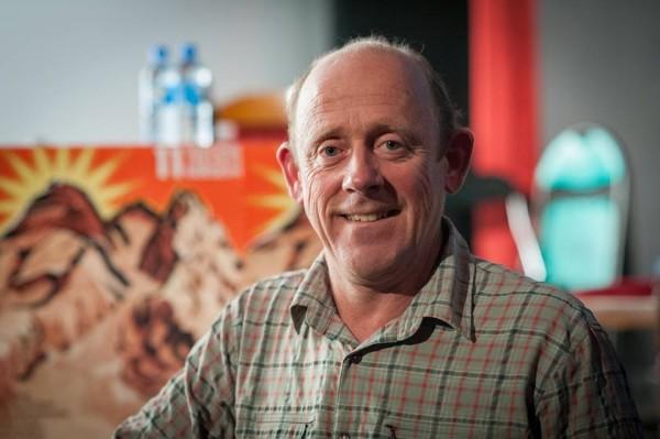 Simon Yates (fot. Spotkania z Filmem Górskim)