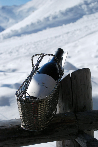 Winiarskie klimaty w Schneekarhütte (fot. outdoormagazyn.pl)