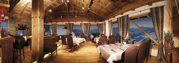 Strefa Lounge w Wedelhütte (fot. Zillertal.at)