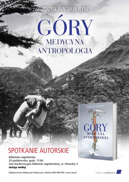 GORY_Jan-Ryn_plakat_spotkanie-autorskie