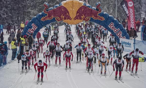 Red Bull Bieg Zbójników (fot. Łukasz Nazdraczew)