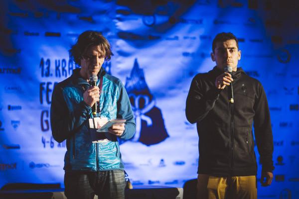 Piotr Turkot i Kacper Tekieli (fot. Adam Kokot/KFG)