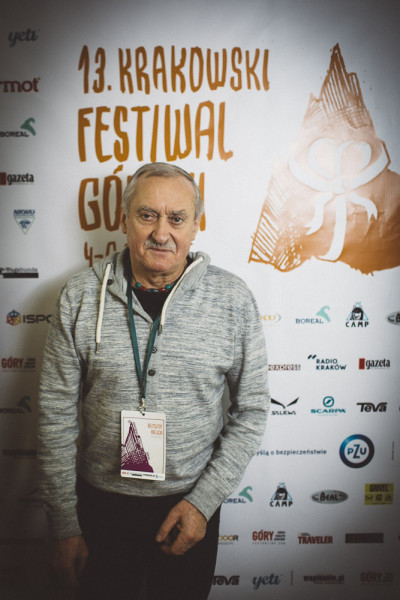 Krzysztof Wielicki (fot. Adam Kokot/KFG)