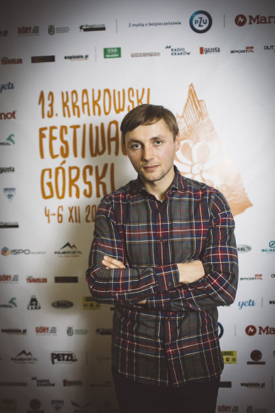 Andrzej Bargiel (fot. Adam Kokot/KFG)