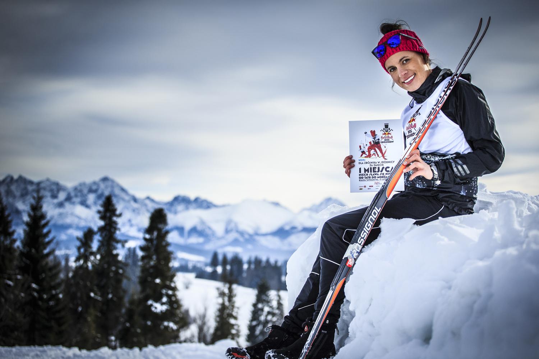 Martyna Galewicz - Red Bull Bieg Zbójników (fot. Marcin Kin)
