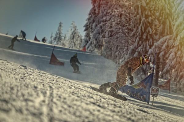 Red Bull Zjazd na Krechę (fot. L. Nazdraczew)