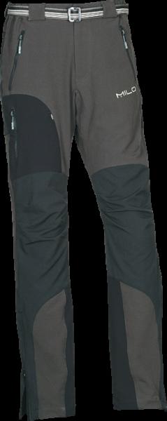 Spodnie trekkingowe Uttar marki Milo, wykonane z materiału Extendo WN
