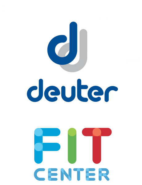 Logo Deuter Fit Center