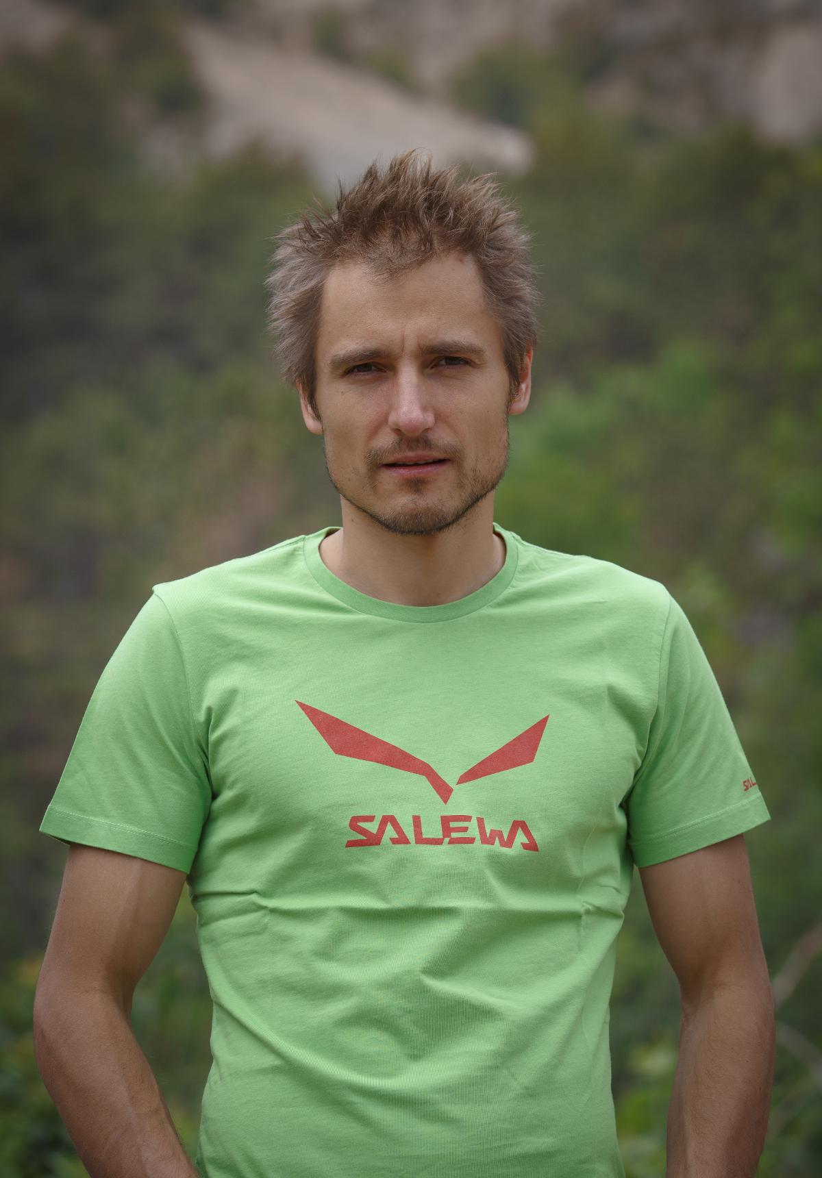 Łukasz Dudek (fot. Jacek Matuszek)