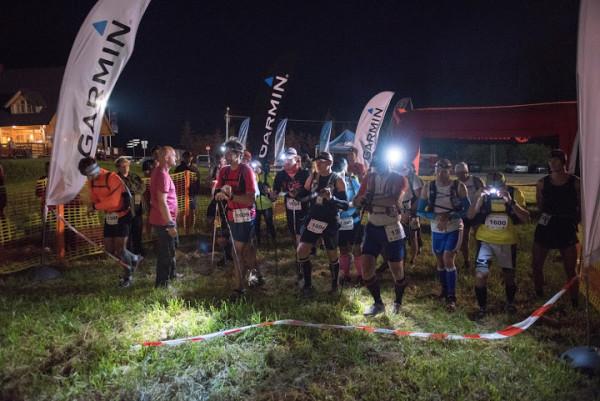 Start Ultra Sky Marathon 6xBabia (fot. Krzysztof Nagacz)