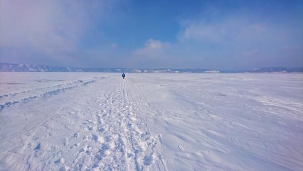 Trasa maratonu (fot. Wojciech Grzesiok)