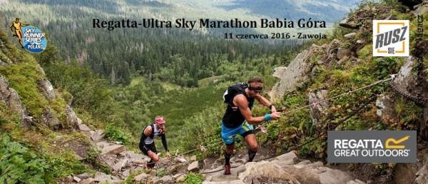 Regatta Ultra Sky Marathon Babia Góra
