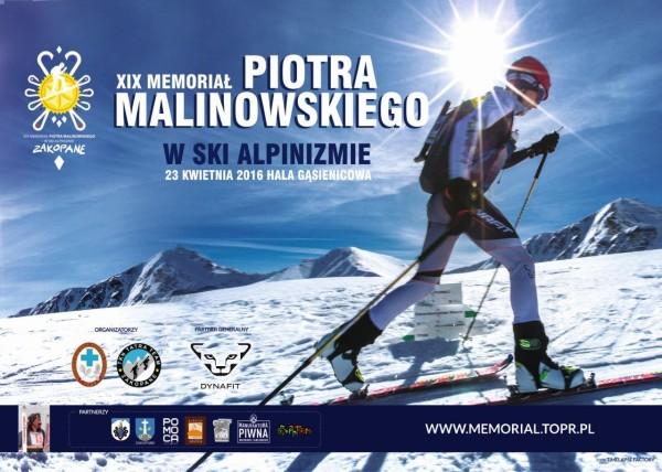 MALINOWSKI 2016 plakat