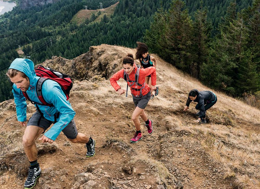 Buty do speed hikingu marki Merrell (fot. Merrell)