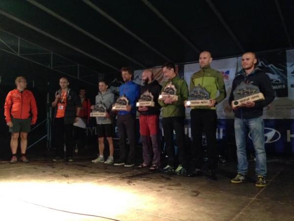 Sześciu najszybszych biegaczy Rzeźnika Ultra 140
