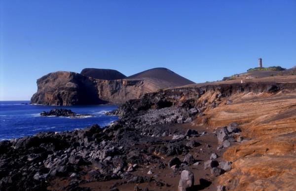 Wyspa Faial, wulkan Capelinhos (fot. Associacao de Turismo dos Acores)