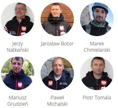 Uczestnicy letniej wyprawy na K2