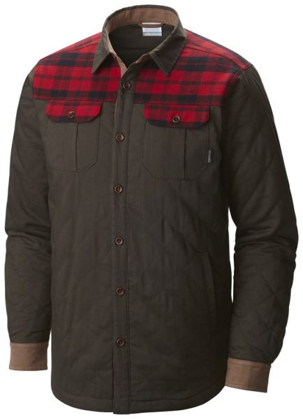 Kline FallsT Shirt Jacket