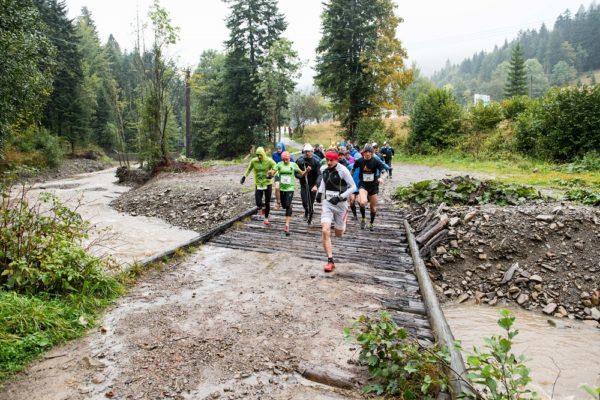 Bieg do Markowych Szczawin (fot. Krzysztof Nagacz)