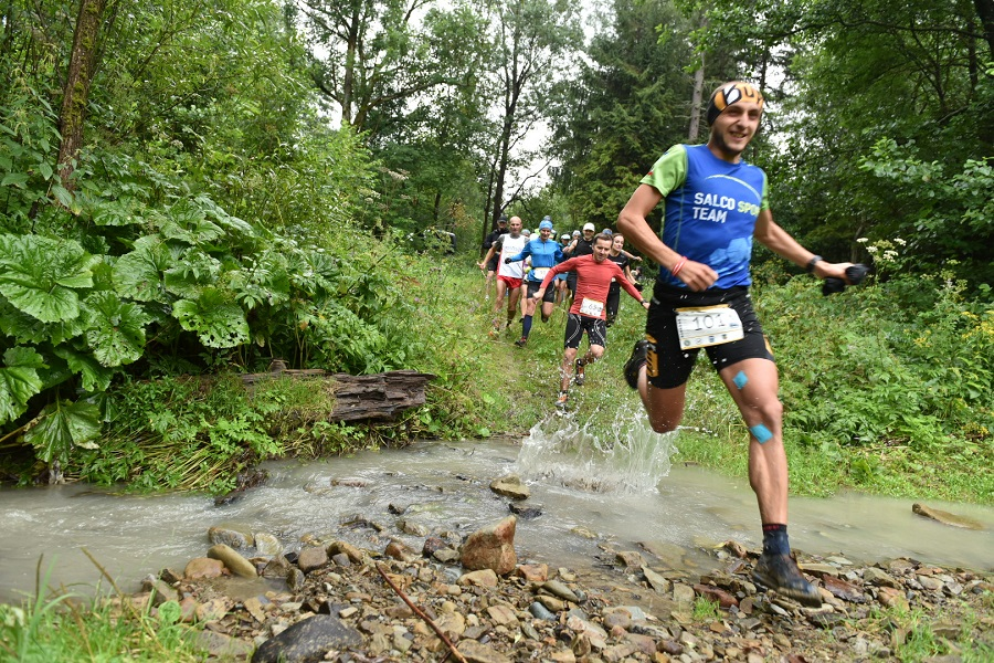 Bieg na Mokry Kozub (fot. Krzysztof Nagacz)