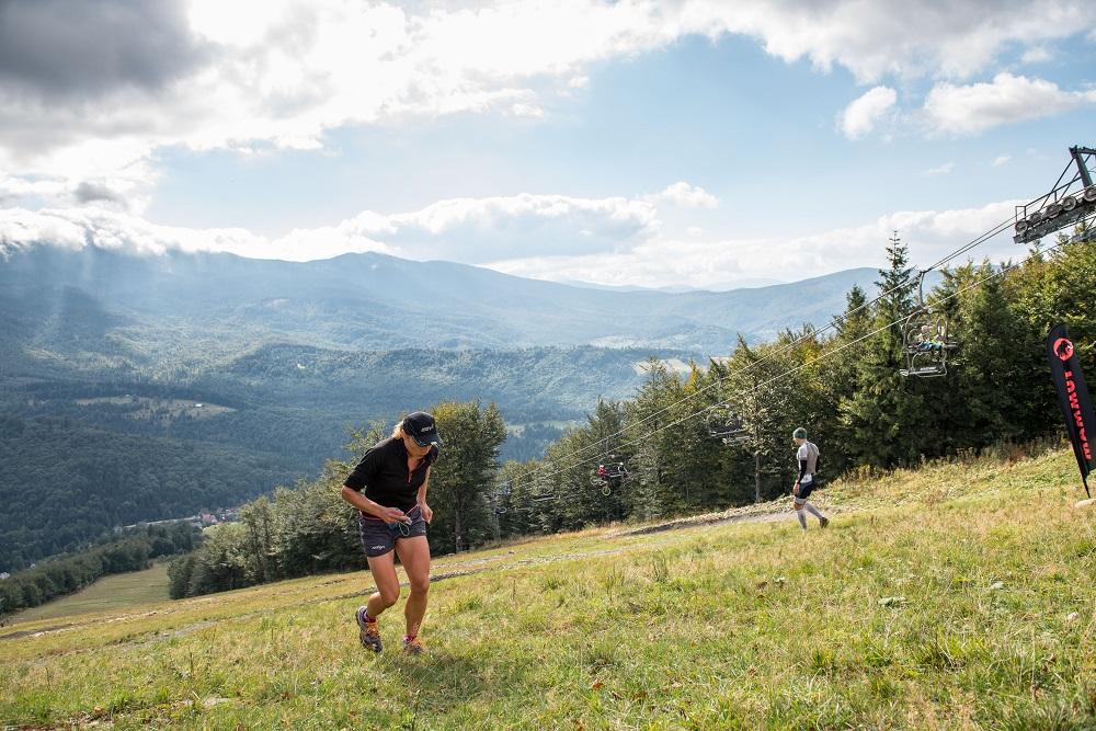 Bieg na Mosorny Groń (fot. Krzysztof Nagacz)