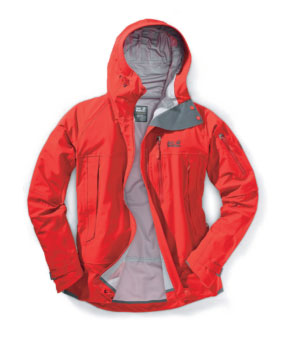 Jack Wolfskin, The Humboldt Jacket