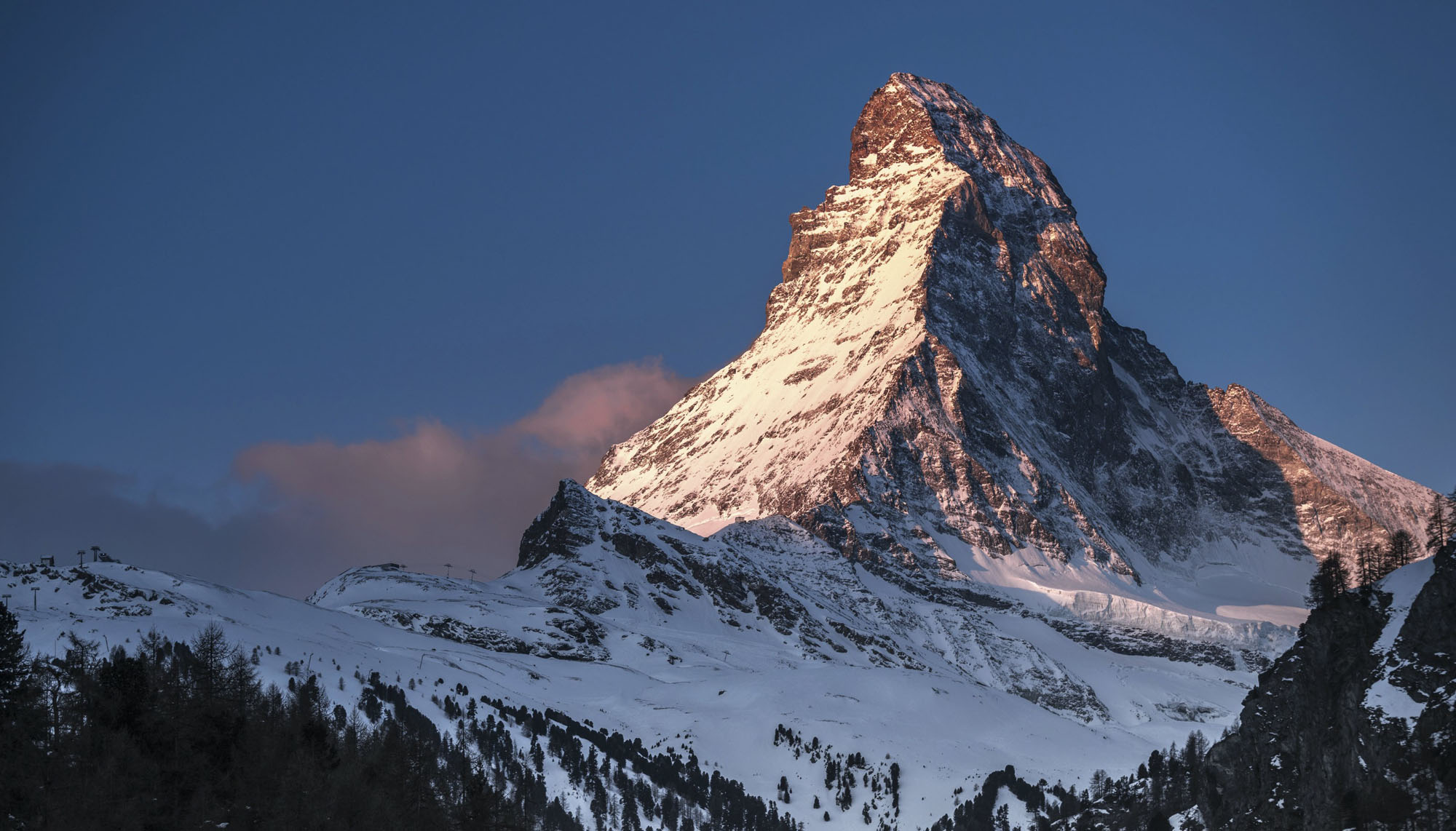 The Horn, Matterhorn (fot. Andrew Geraci Red Bull Content Pool)