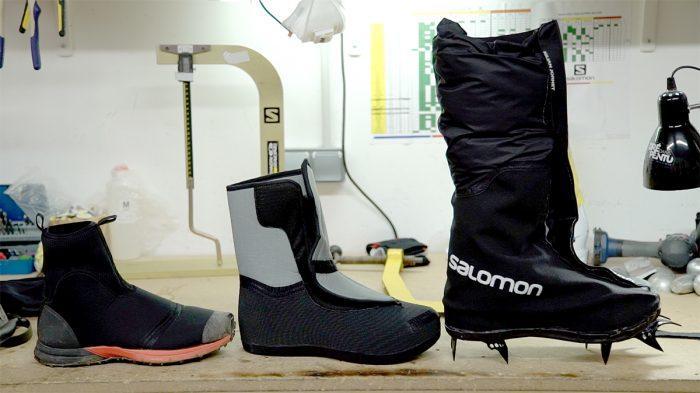 Jedna para butów do wszystkiego (fot. gearjunkie.com)