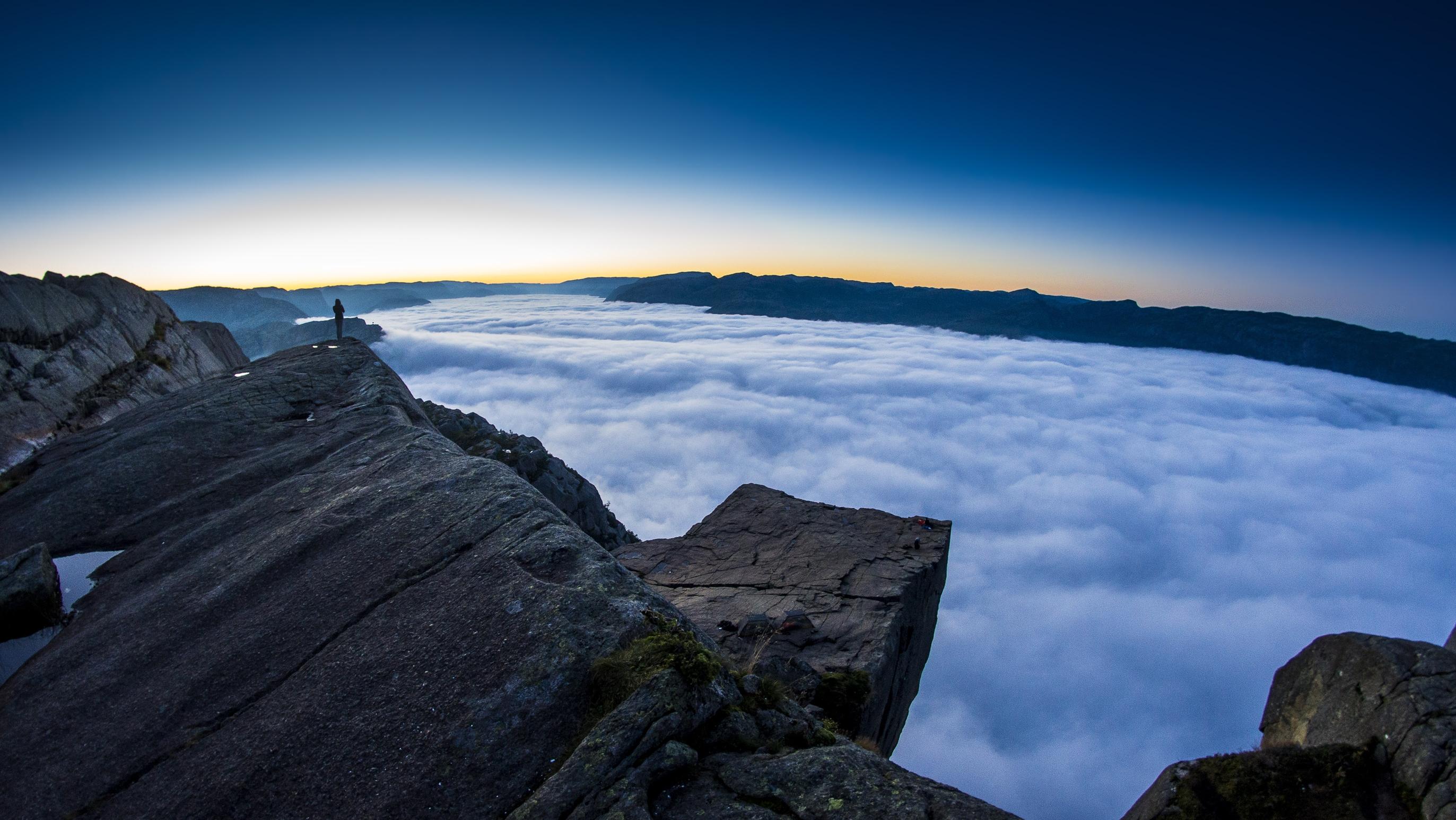 Zdjęcie Macieja Karpińskiego, zwycięzcy konkursu fotograficznego Fjord Line