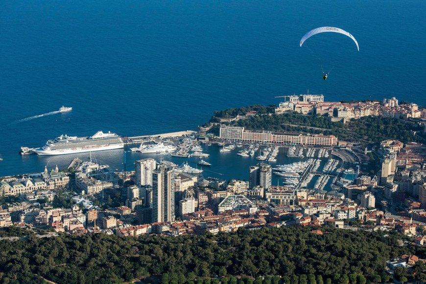 Meta wyścigu Red Bull X-Alps w Monako (fot. Red Bull)