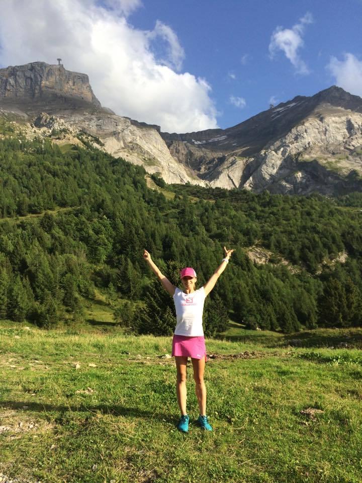 Natalia Tomasiak planuje start w biegu 3000 Glacier Marathon (fot. arch. Natalia Tomasiak)