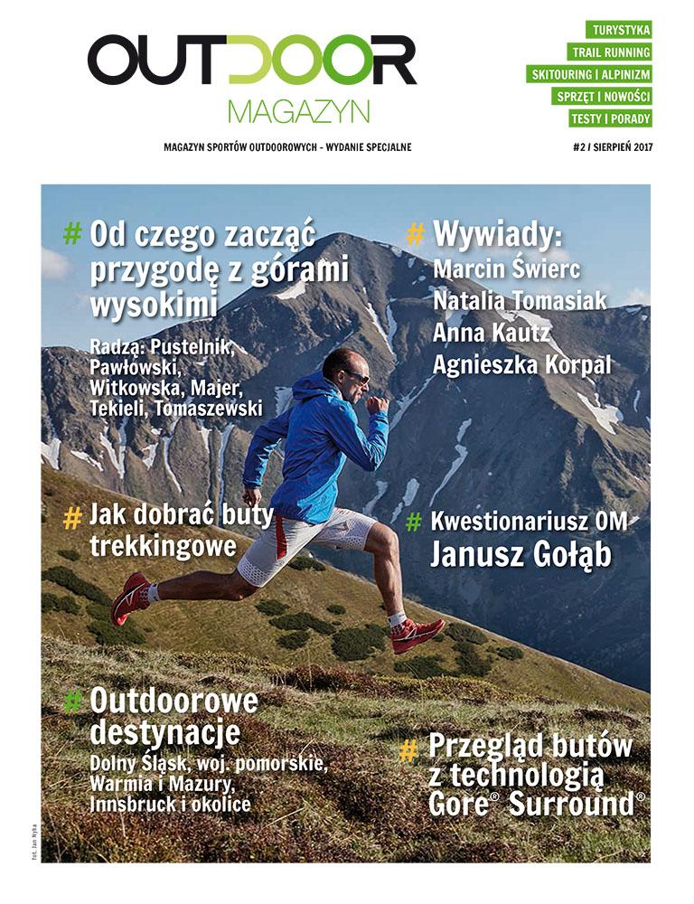 Warto Walczyć O Marzenia Drugi Numer Outdoor Magazynu