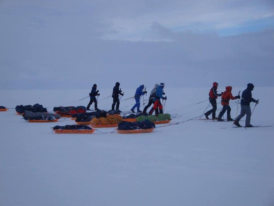 Wyprawa Piotra Pustelnika na Grenlandię (fot. arch. Piotr Pustelnik, źródło: Facebook)