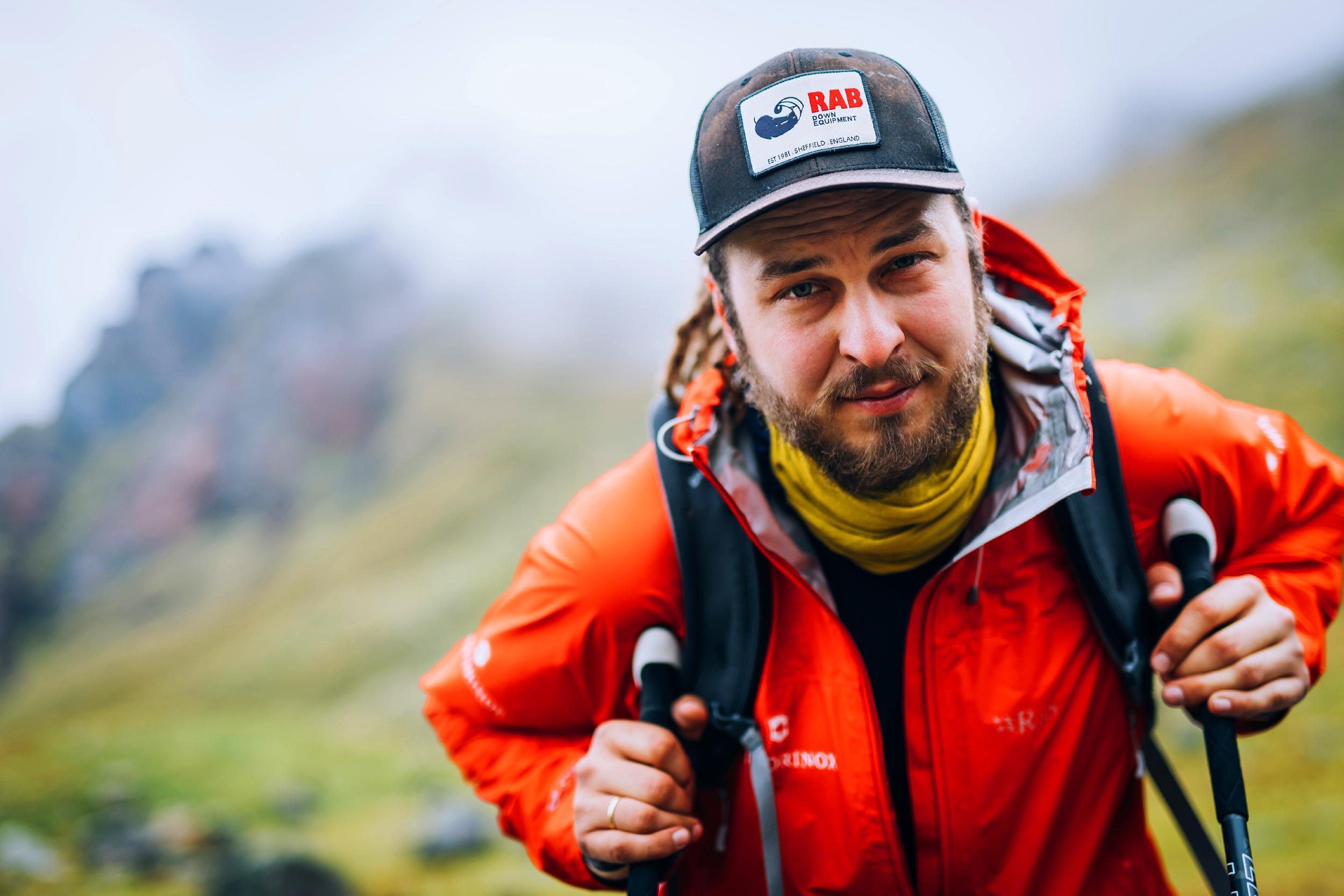 Mateusz Waligóra (fot. Michał Dzikowski / clearskiesahead.com)