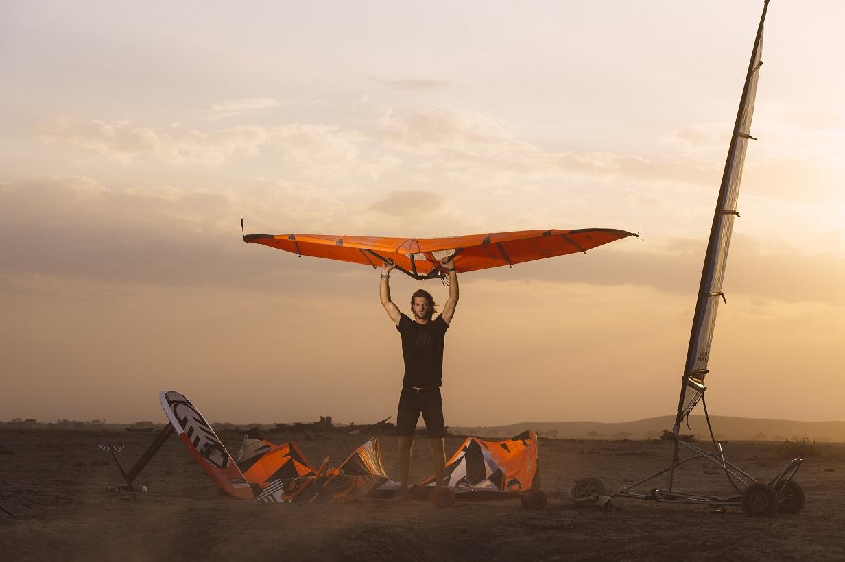 Follow The Wind to unikalny projekt Redbull.tv, Merrell oraz organizacji Justdiggit działającej w celu odnowy krajobrazu oraz zwalczania skutków globalnego ocieplenia