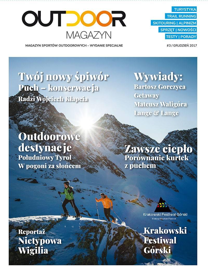 Outdoor Magazyn nr 3/2017