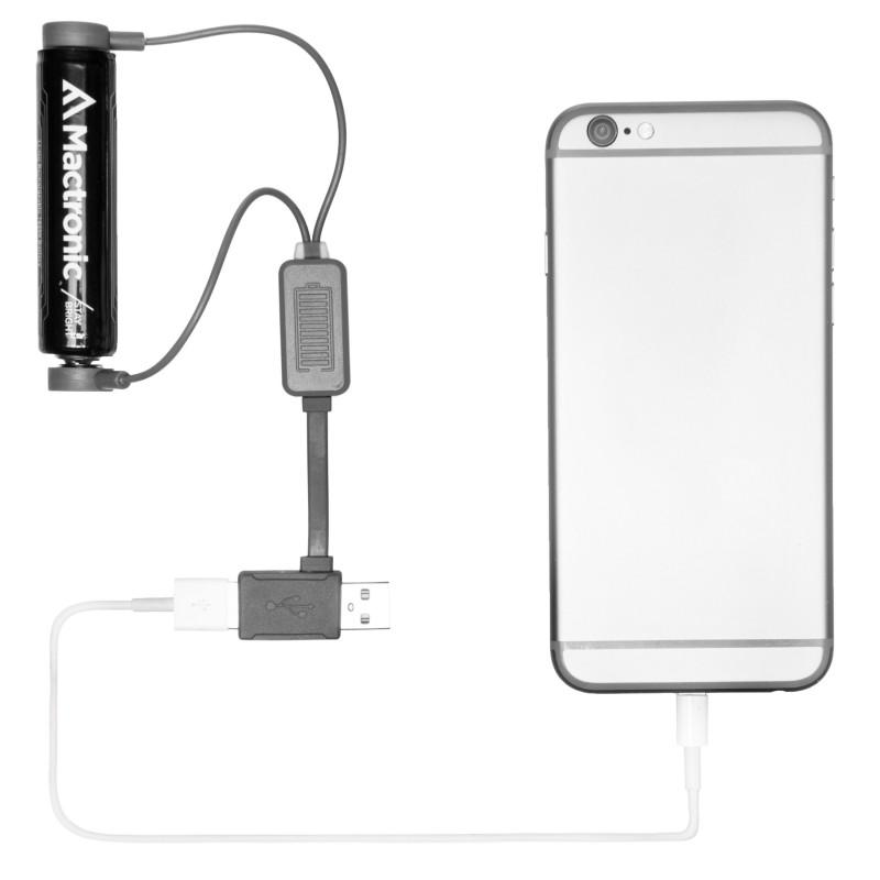 Ładowarka USB z funkcją power bank – nowość od Mactronica