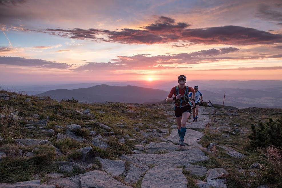 Bieg Wschodzącego Słońca (fot. Krzysztof Nagacz)
