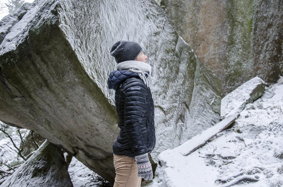 Kurtka Marmot Featherless Hoody w zimowych testach