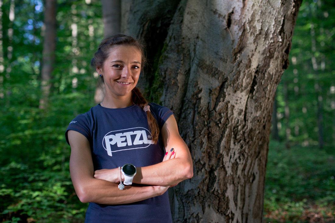 Natalia Tomasiak dołączyła do Team Petzl Polska (fot. arch. Petzl)